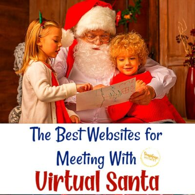 The Best Virtual Santa Visits For Kids!