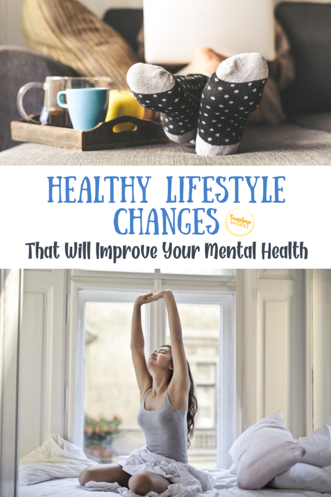health care habits mental health