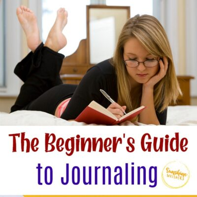The Beginner's Guide to Journaling