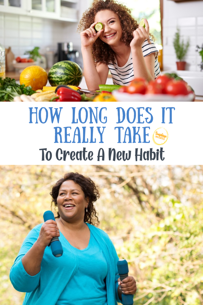 create a new habit