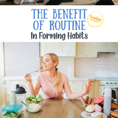 routine in forming habits