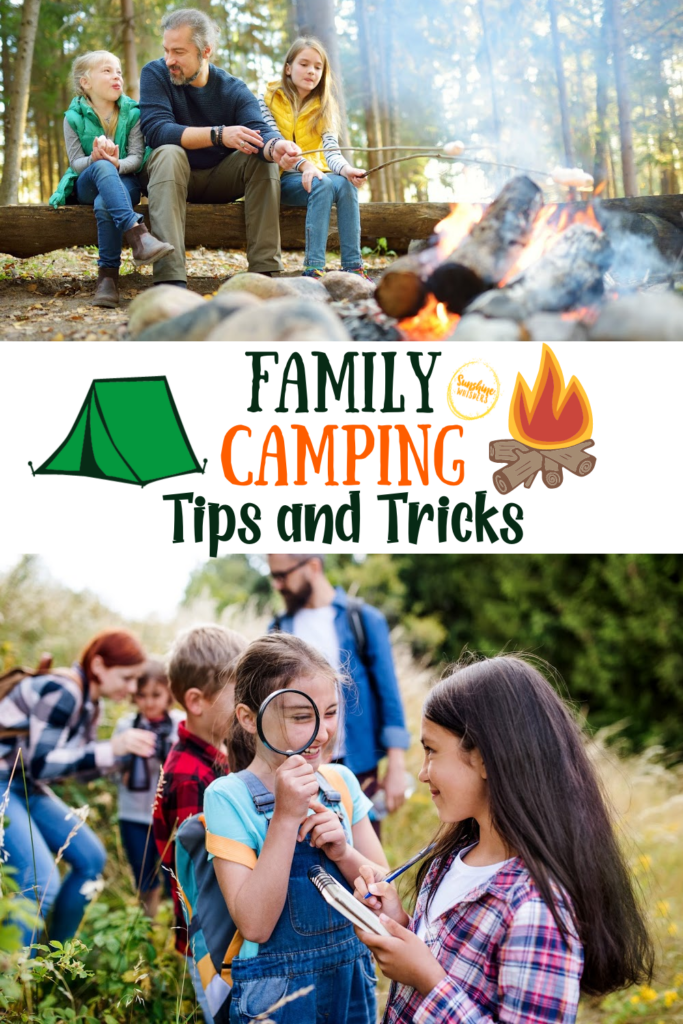 family camping tips and tricks