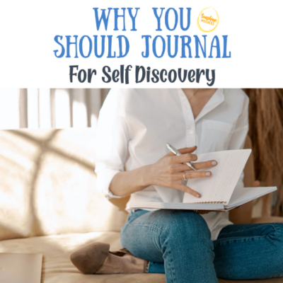 Why You Should Journal For Self Discovery