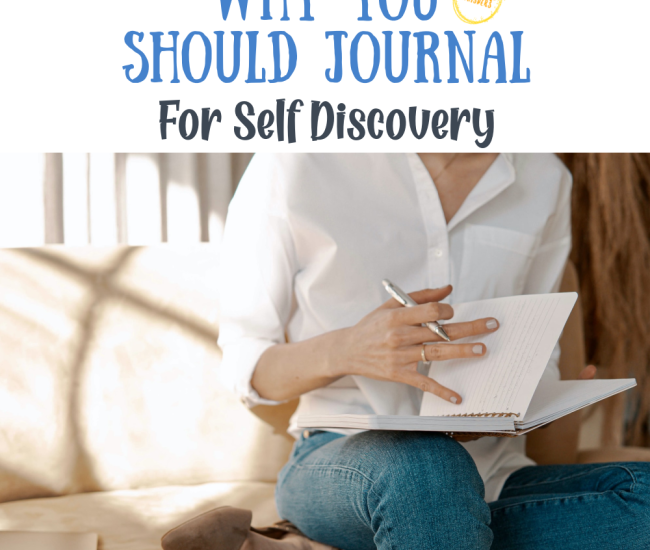 journal for self discovery