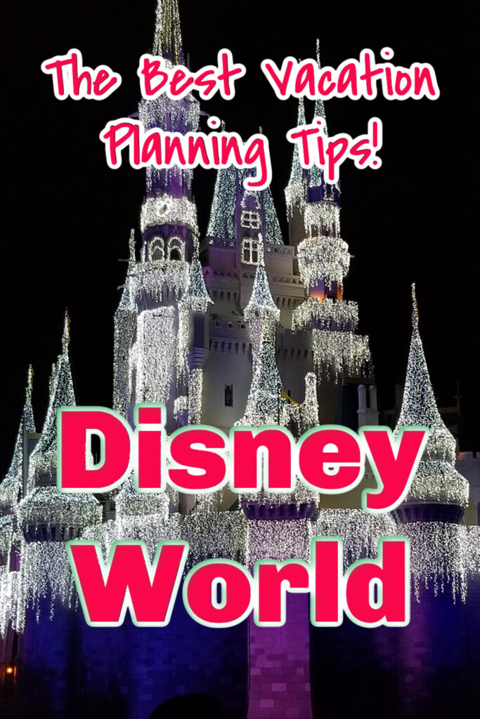 disney world vacation planning tips