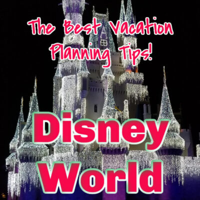 The Most Amazing Disney World Vacation Planning Tips