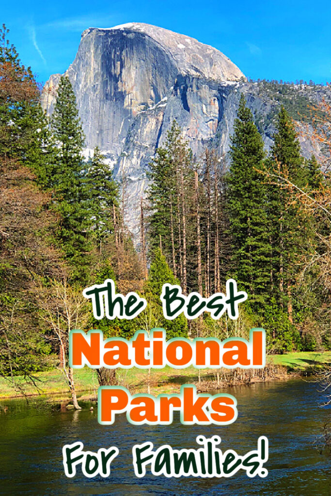 national parks for families