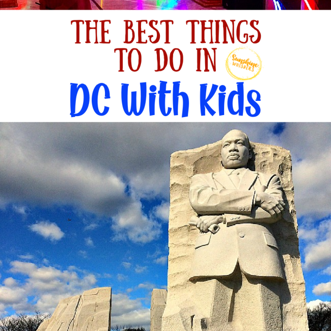 dc with kids