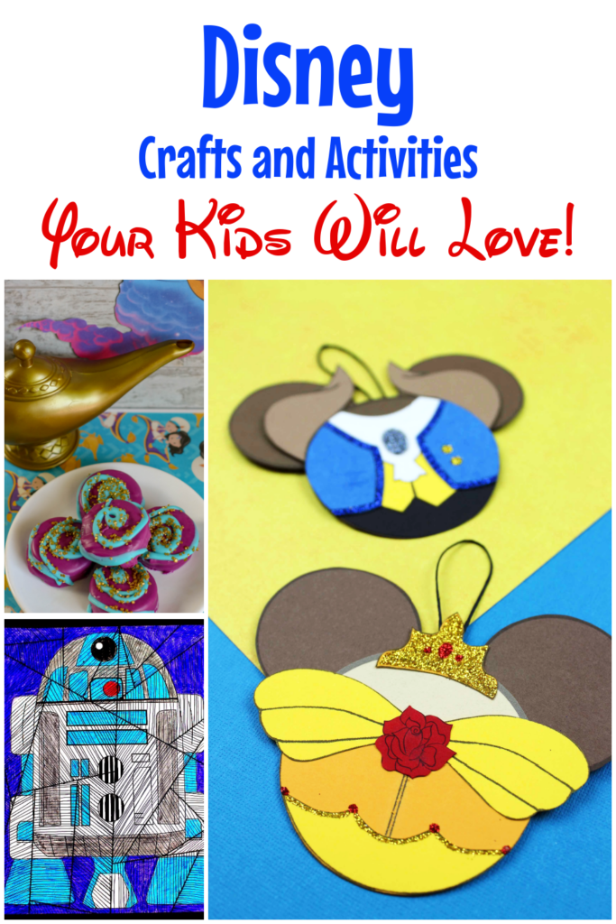 disney crafts and activities