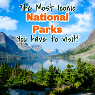 The Most Iconic National Parks You Have to Visit