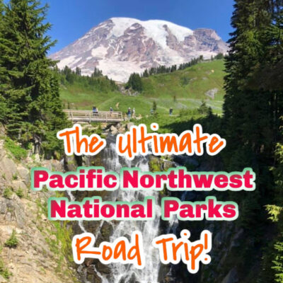 pacific northwest national parks road trip