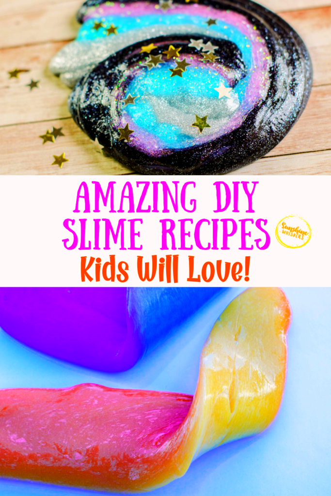 diy slime recipes